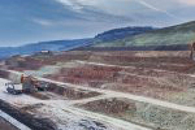 Studii geotehnice privind autostrada Brașov – Cluj – Borș